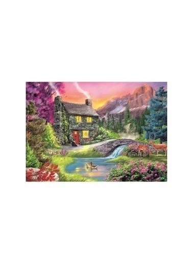 Art Puzzle Art Puzzle Mountaın Idylı 500 Parça Puzzle  Renksiz